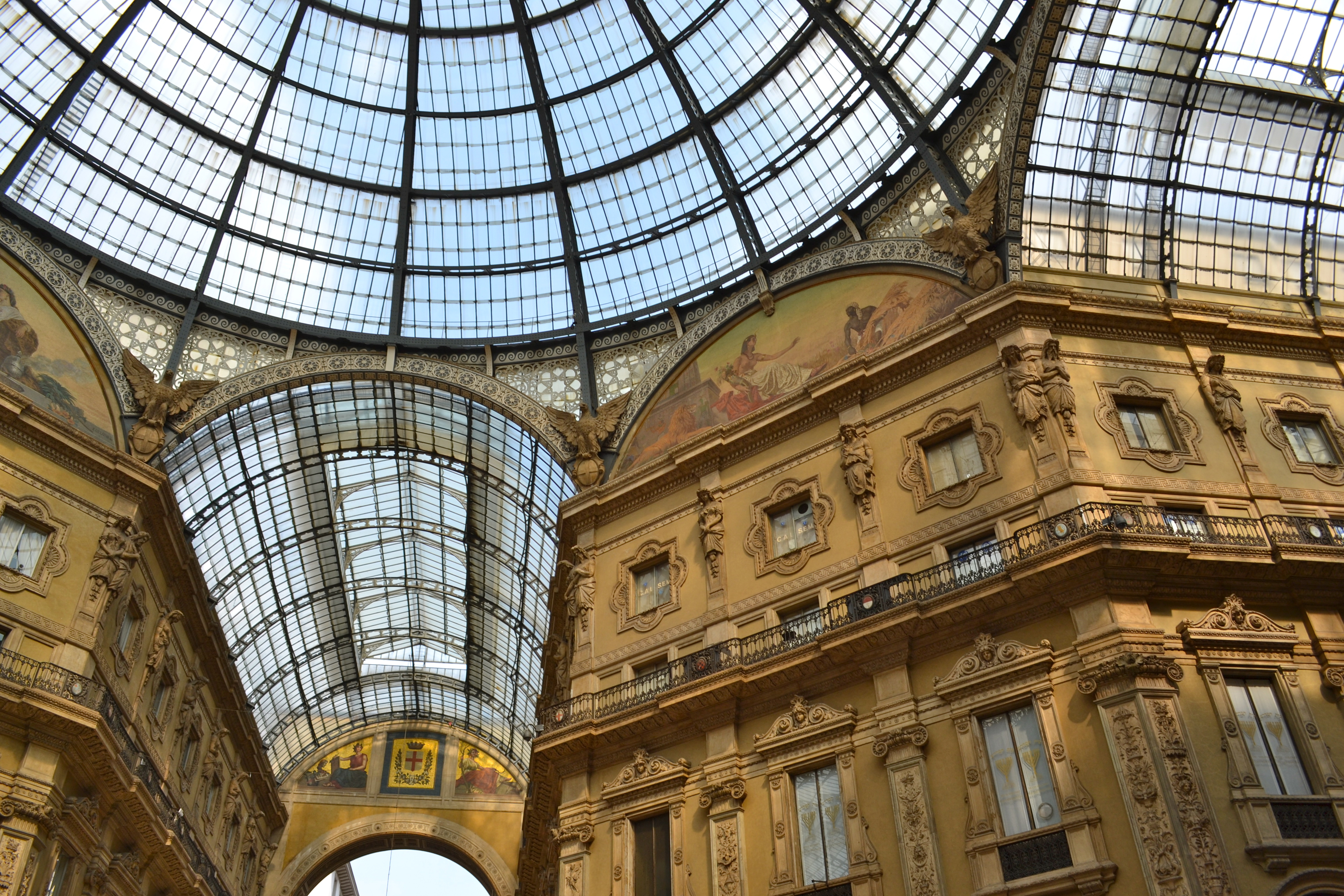 afd231499e9 La Galleria Vittorio Emanuele II