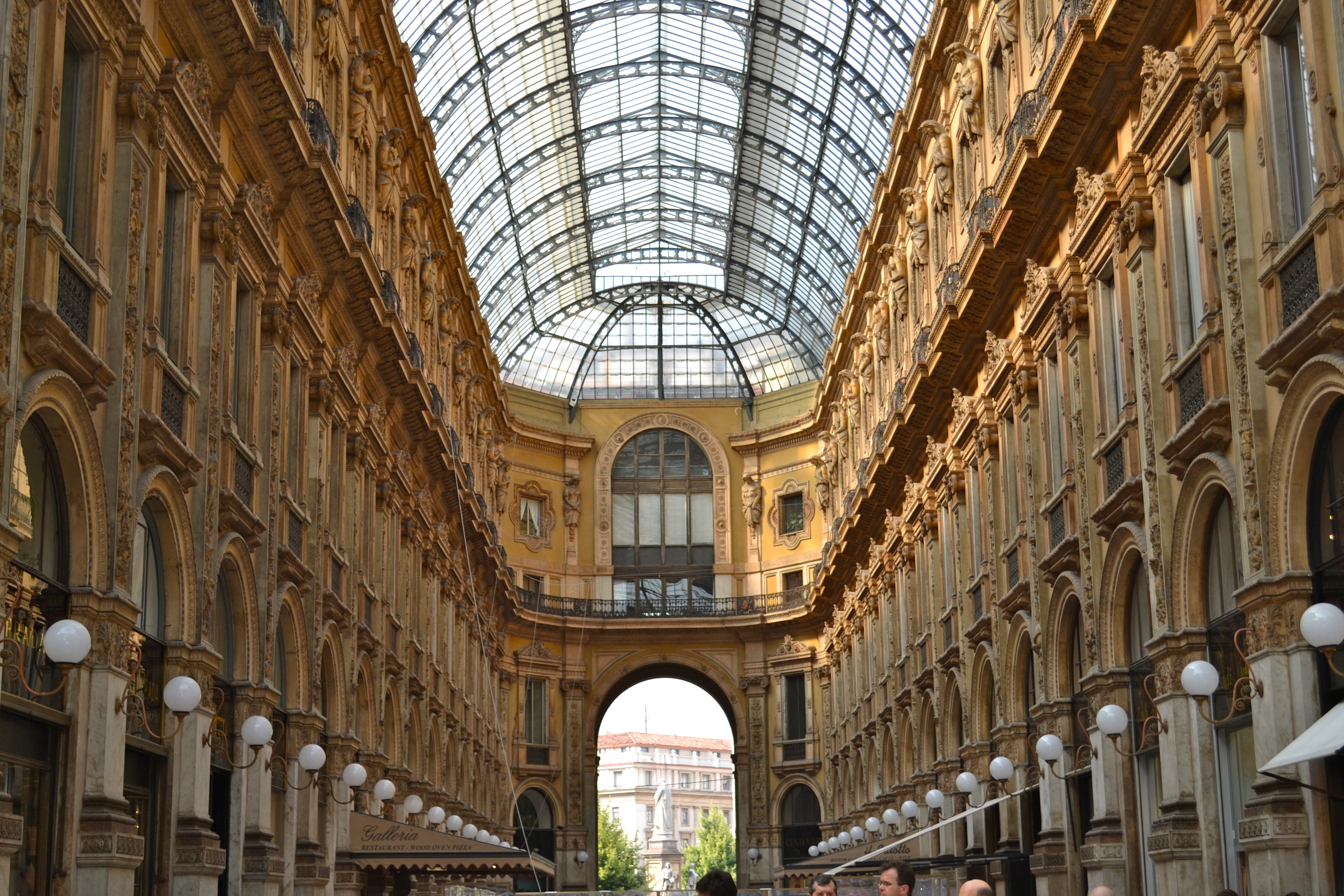 Hotel Corso Vittorio Emanuele Milano