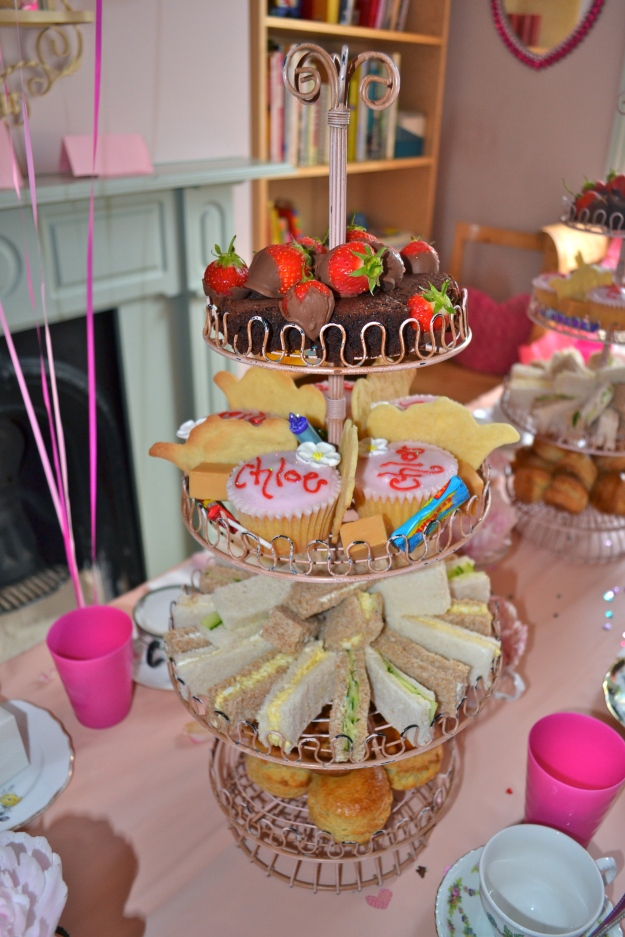Afternoon Tea, London, Hen Party