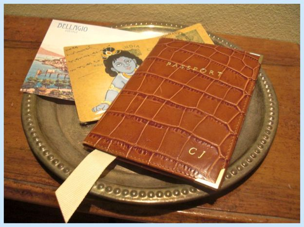 Passport Cover, Aspinal, Travel Accessories