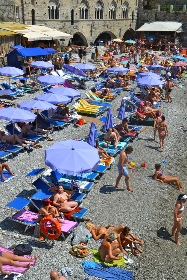 San Fruttuoso, Portofino, Italy