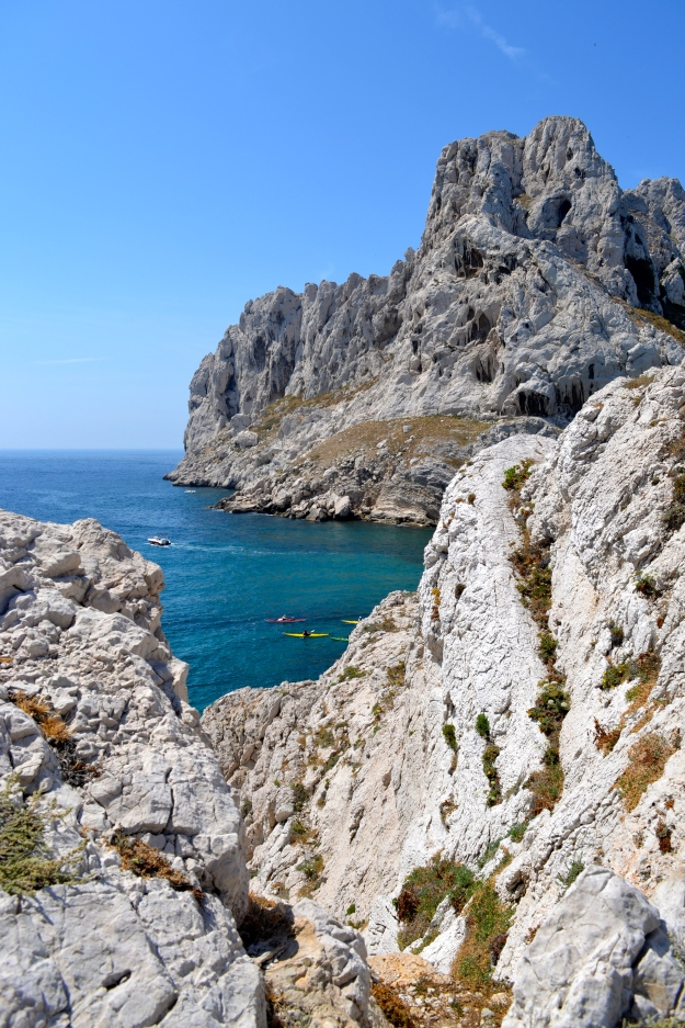Calanques, Marseille, France