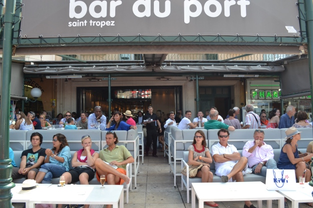 Bar du Port, Saint-Tropez, France