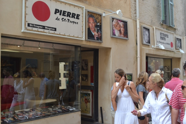 Pierre Photo, Saint-Tropez, France