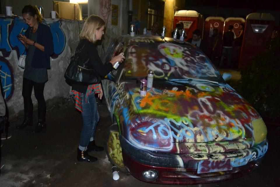 Venduto 3, Contemporary Art Happening, Milano
