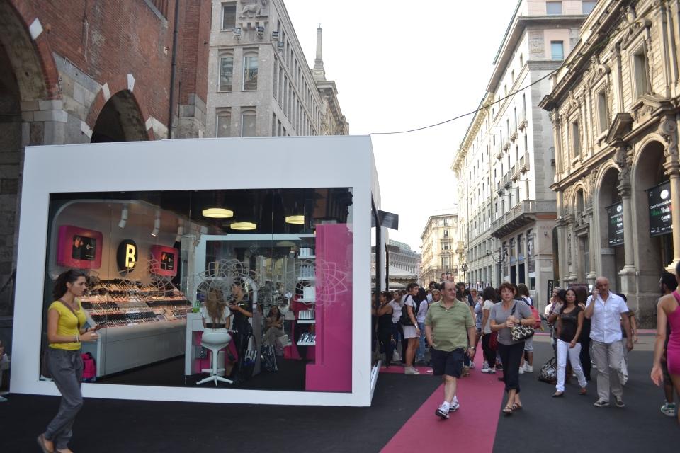 B by Limoni Beauty Box, via Mercantino, Milano