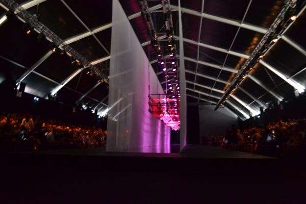Roberto Cavalli Fashion Show, Arco della Pace, Milan