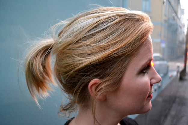 Hairstyle: Personal...