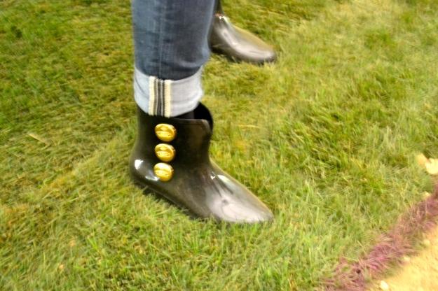 Boots: Vivienne Westwood