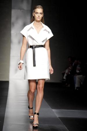 Gianfranco Ferre Fashion Show, Via Pontaccio, Milan