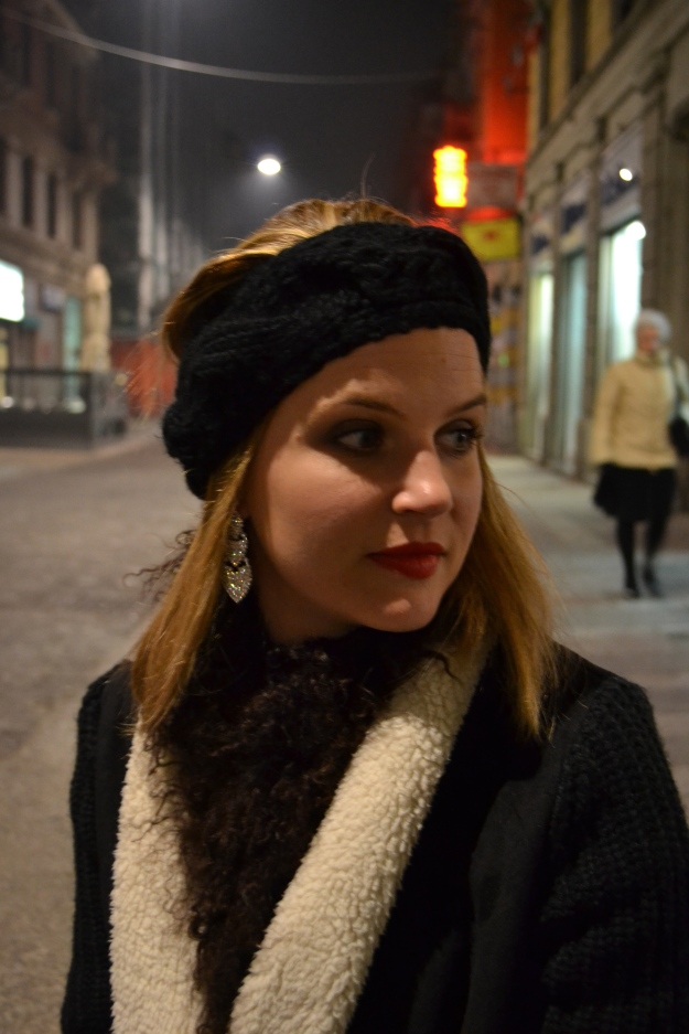 Winter Head Band from Accessorize