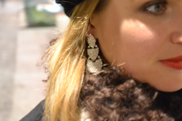 Earrings from Accessorize too ;)