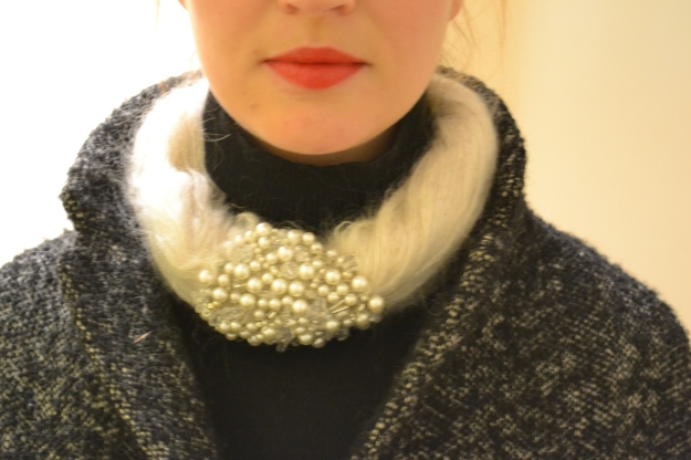Winter Necklace!