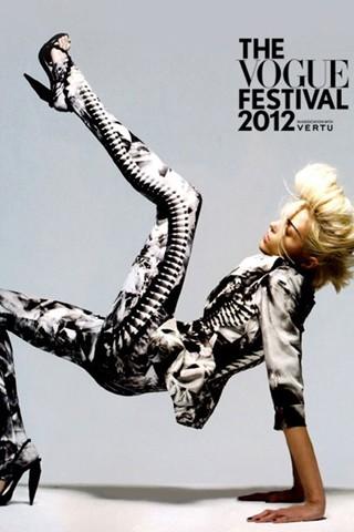 VOGUE Fashion Festival, London, 20-21 April