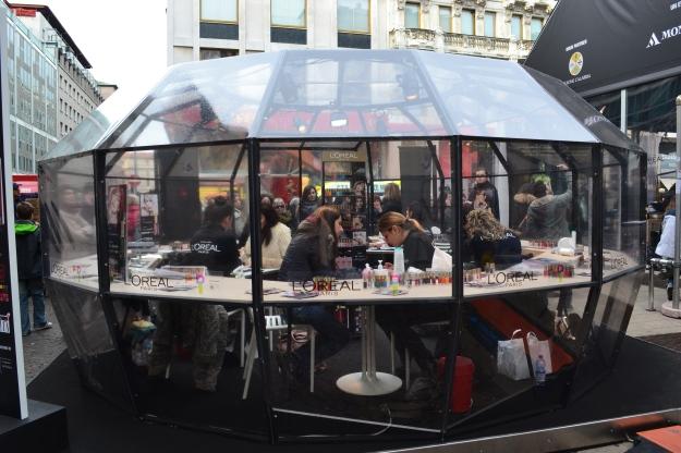 The Nail Salon - Milan Fashion Week