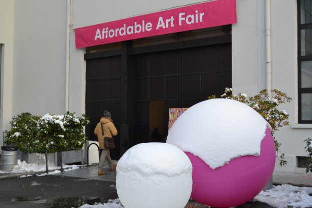 The Affordable Art Fair, Milan 2012 Edition