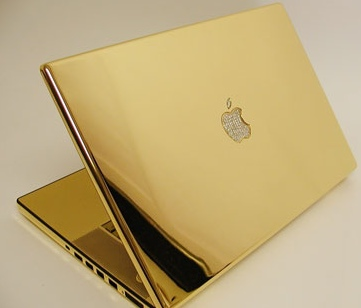 MacPro Book, Gold Version