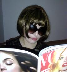 The Anna Wintour Costume