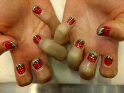 WAH - Strawberries Nail Polish