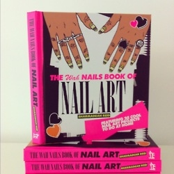 WAH Nail Art Book