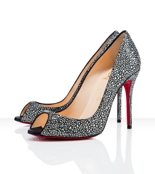 """The """"Sexy Strass"""" Model, Louboutin"""