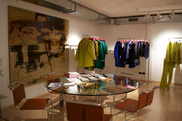 Insight Communications Showroom, Milan