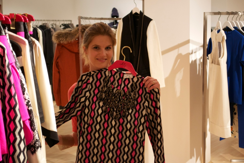 Milly, Fall/Winter 2012/13 Collection at the IC Showroom, Milan