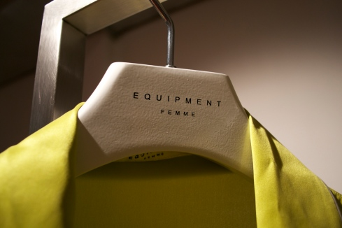 Equipment, Fall/Winter 2012/13 Collection at the IC Showroom, Milan
