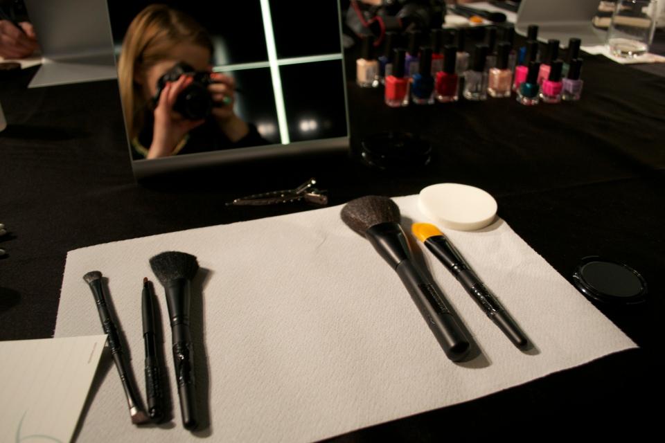 Max Factor Make Up School @ The Sheraton Diane