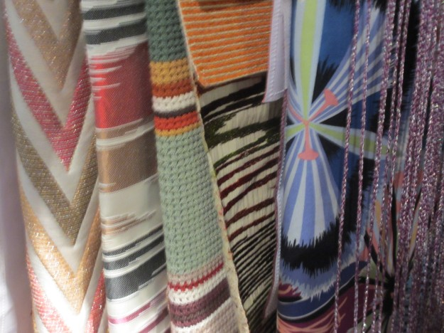Missoni Home 2012 Collection @ Milan Furniture Fair