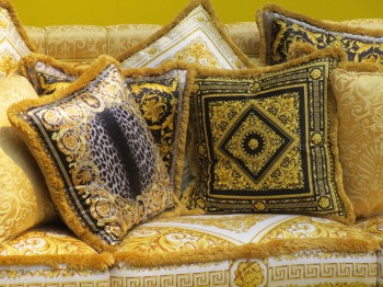 Milan Furniture Fair Versace Home Collection