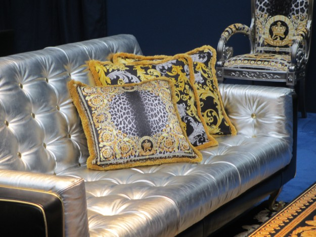 Versace Home 2012 Collection Milan Design Week