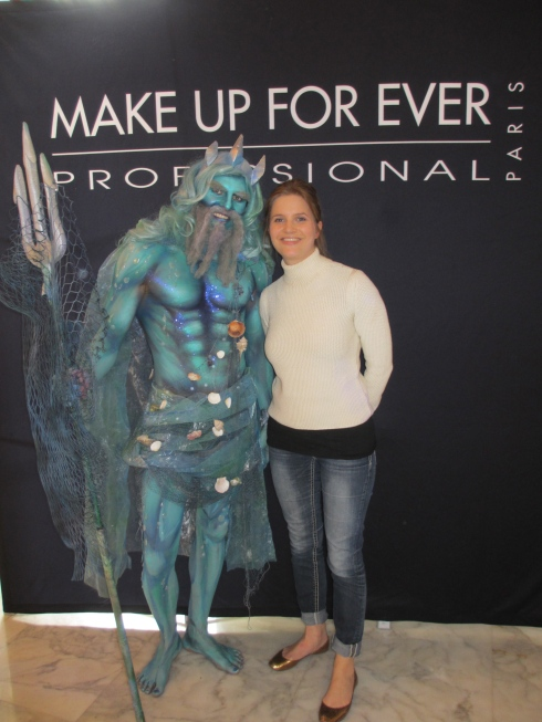 Make Up For Ever Boscolo Hotel