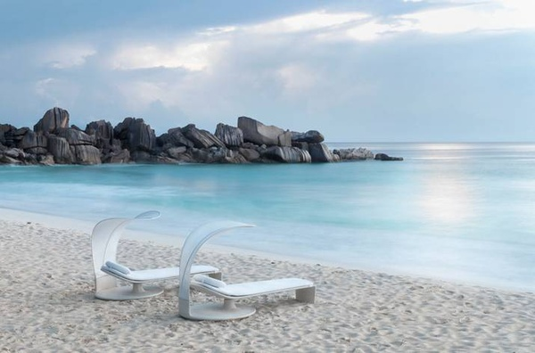 Dedon - the SUMMER CLOUD lounge chair
