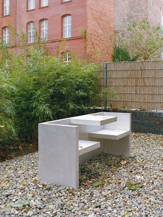 e15 - TAFEL Bench & Table