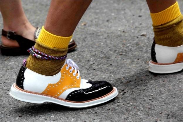 Milan Menswear, Street Style - Vogue Italia
