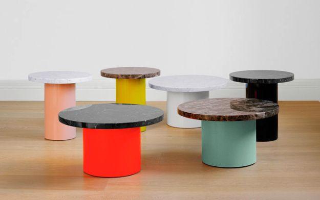 e15 - ENOKI Side Table