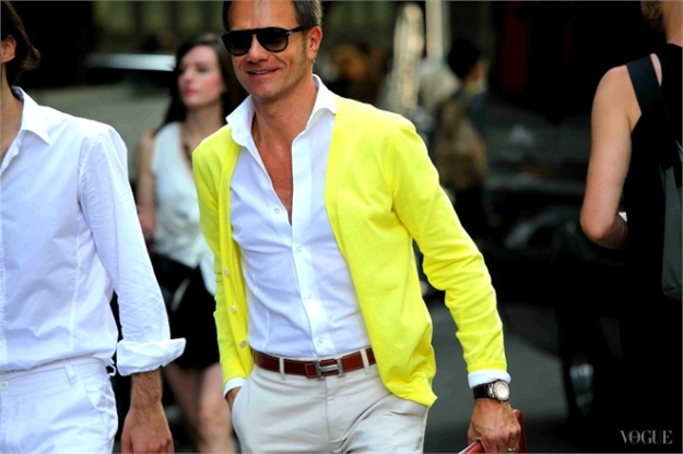 Milan Fashion Week - S/S 2013 Menswear - Street Style - Vogue Italia