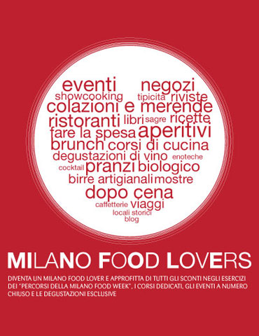 MIlano Food Lovers Card