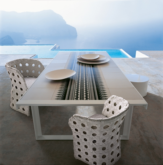 B&B Italia, Canasta outdoor collection