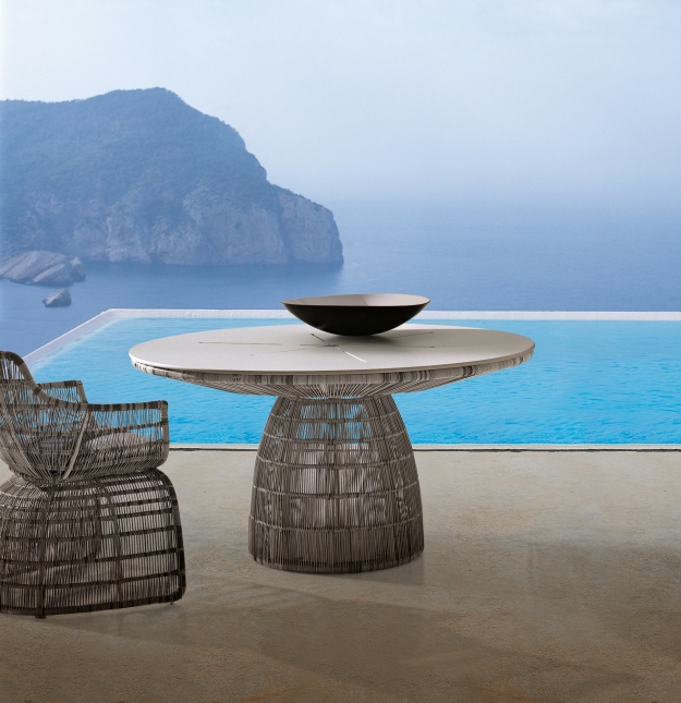 B&B Italia, Crinoline outdoor collection