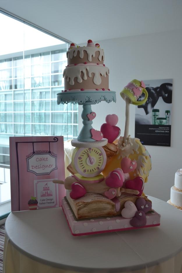 Cake Design Italian Festival