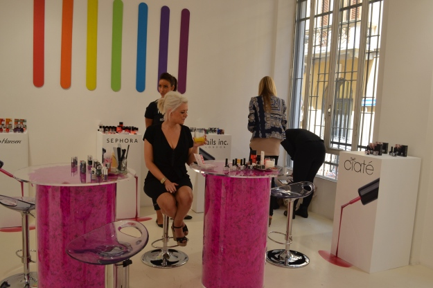 Sephora Press Day - Preview of the Fall / Winter 2012 Collections!