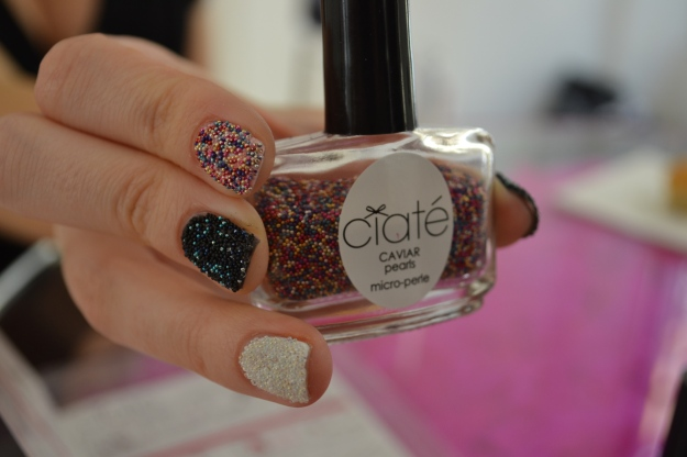 Caviar Manicure, Ciate