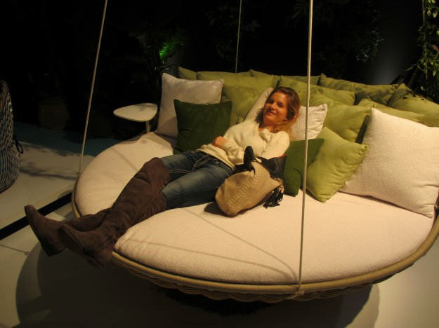 Dedon - The SWINGREST lounge chair