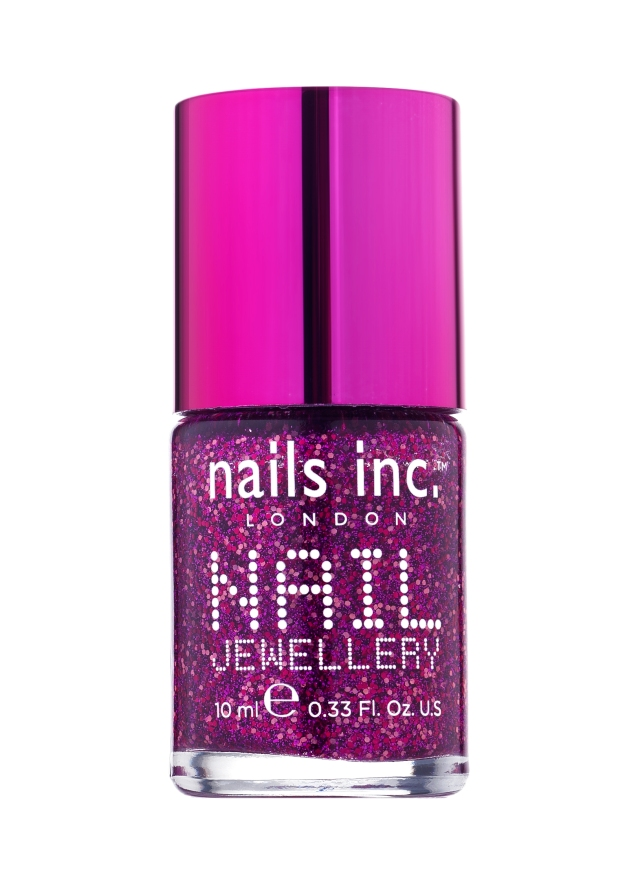 Pink Arcade, Nail Jewellery Collection, Nails Inc