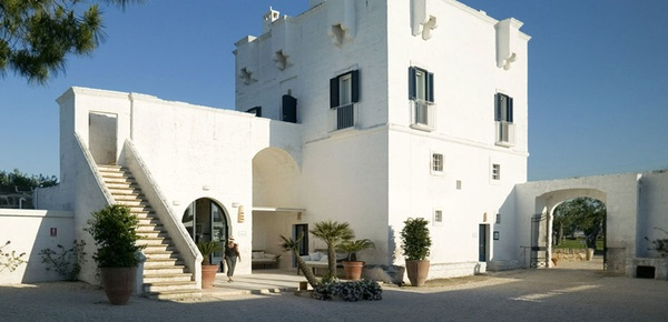 Masseria Torre Maizza, Puglia