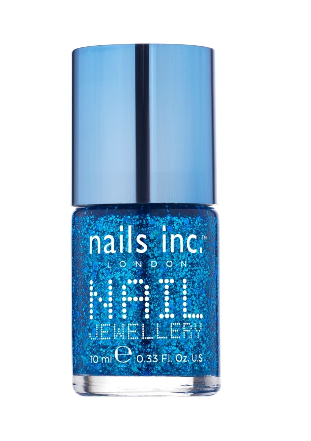 Royal Arcade, Nail Jewellery Collection, Nails Inc