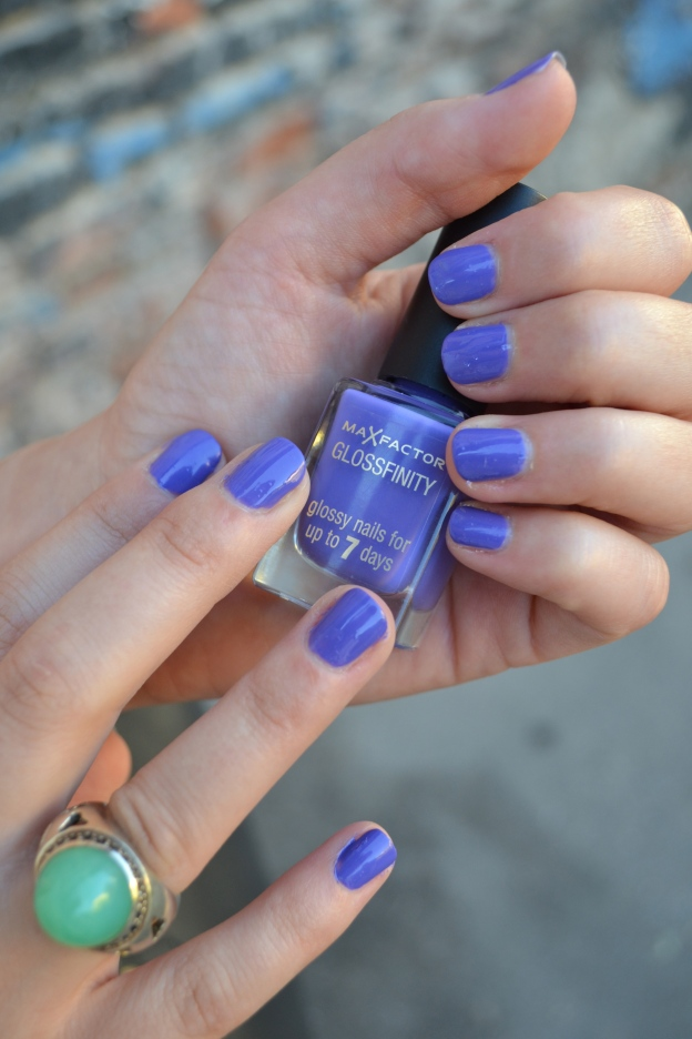 Max Factor Glossfinity, 130 Lilac Lace