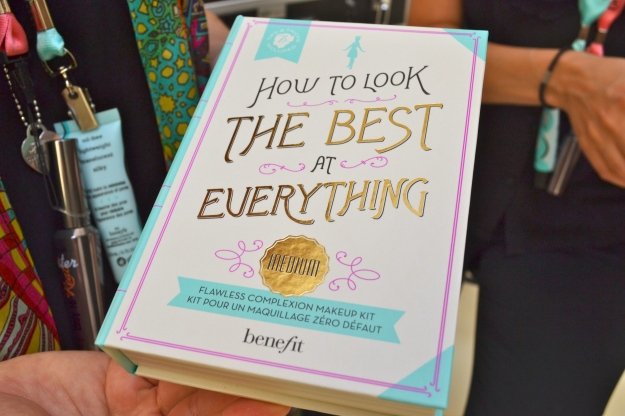 How to Look the Best at Everything, Benefit